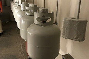 Propane Reconditioning
